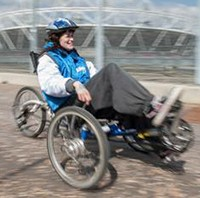 Everyone can take part who wants to have a go. The activity is particularly suited to anyone with a physical or intellectual disability or anyone who has health issues
