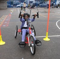 All ability cycling